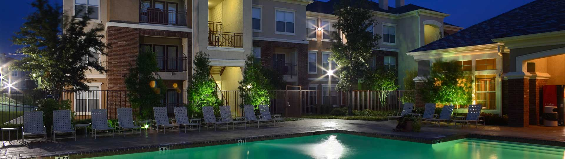 Refinancing of a multifamily property