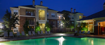NAS supervised the successful refinancing of multifamily property in Mesquite, TX