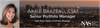 Senior Portfolio Manager Added to NAS