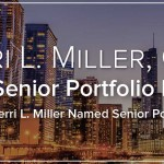 Terri Miller Named Senior Portfolio Manager