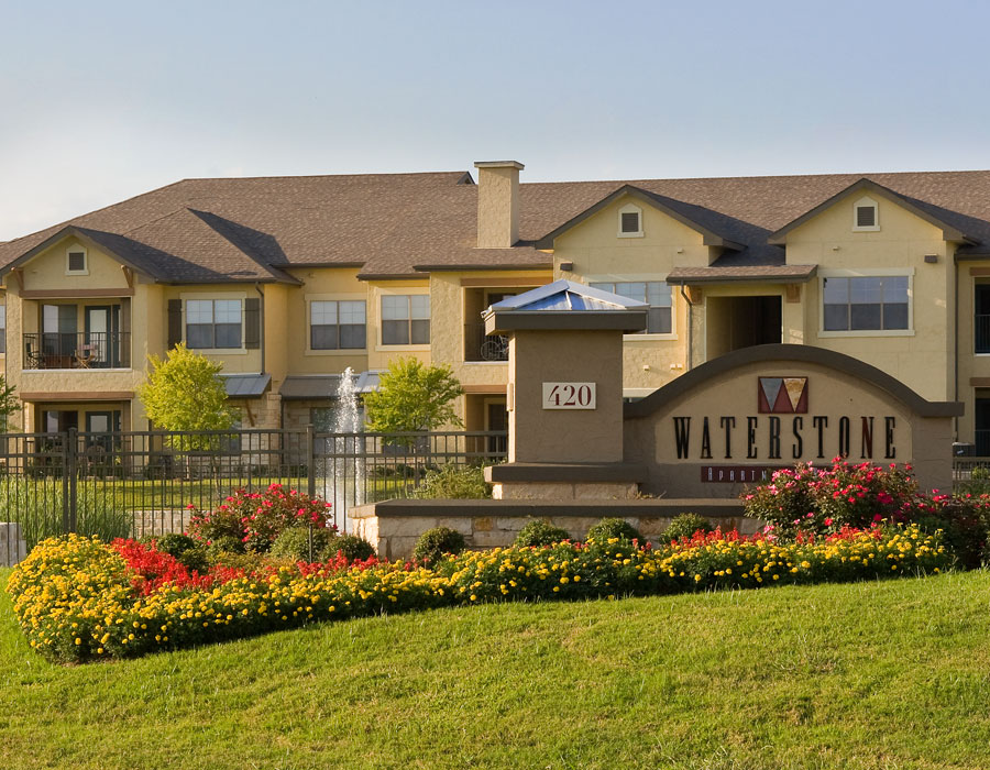 Texas Multifamily Investors Realized a 32.5% ROI on Waterstone Apartments