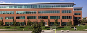 The St Louis Office Property serves as the company headquarters for Express Scripts, one of the nation's leading managers of pharmacy benefit plans. The building is situated on approximately 13 acres of land on the campus of the University of Missouri-St. Louis.