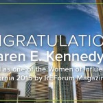 Karen E. Kennedy Among Influential Women Recognized