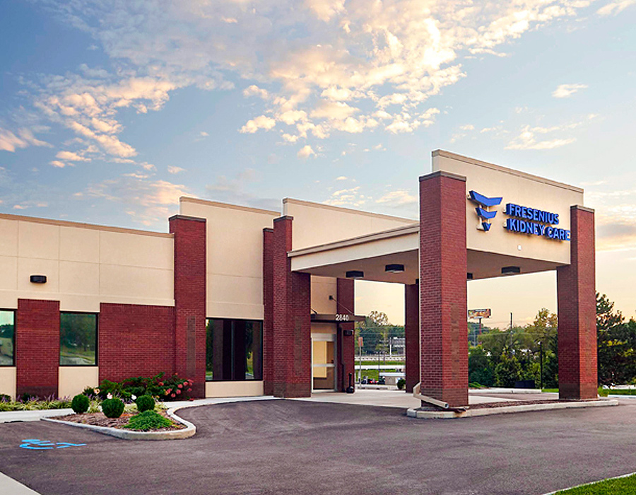 Fresenius Medical Care is one of the Saint Louis Medical Office Properties