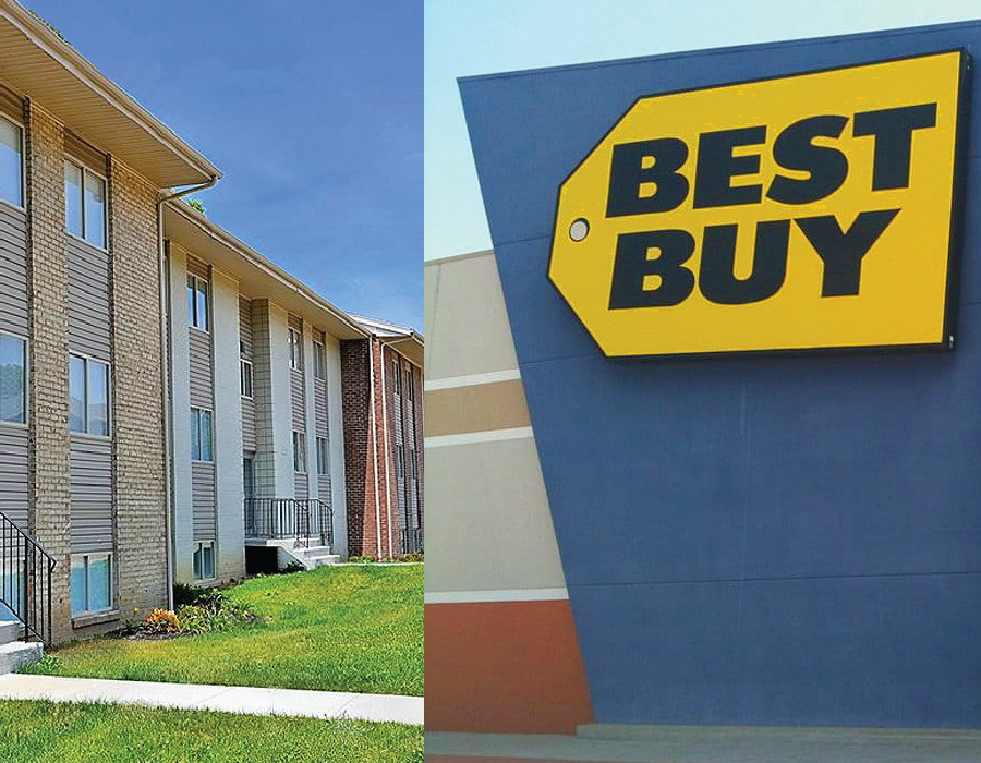 NAS named as commercial property management company for Bridges and Best Buy