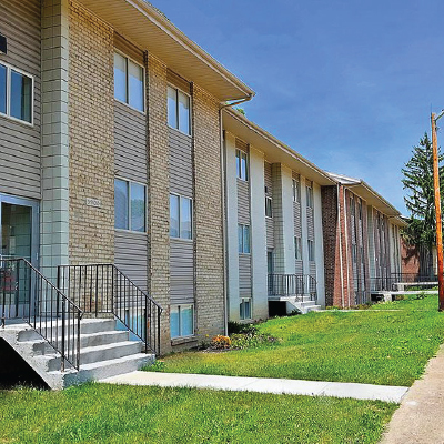 The Bridges is a multifamily property managed by NAS, a commercial real estate management company