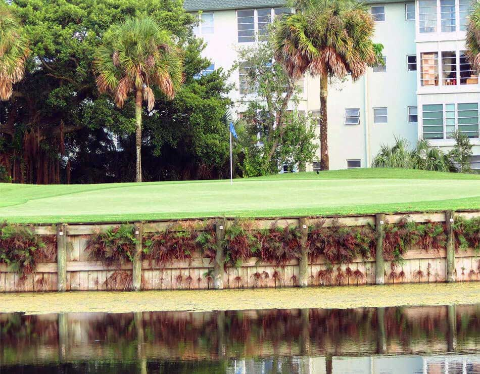 NAS helped Florida investors with exit strategy from golf course
