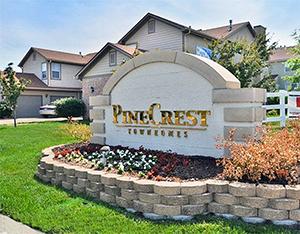 The Sale of PineCrest Townhomes generated good return to multifamily investors