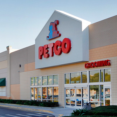Petco is part of Market Square, a Florida retail property.