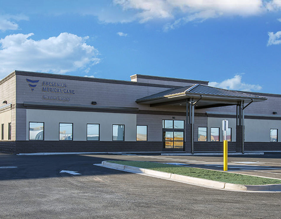Fresenius Medical Care - Winslow, National Asset Services