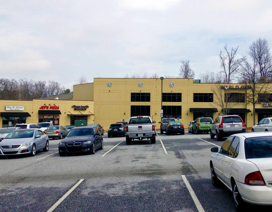 National Asset Services developed a loan maturity solution for Shops at East West Connector