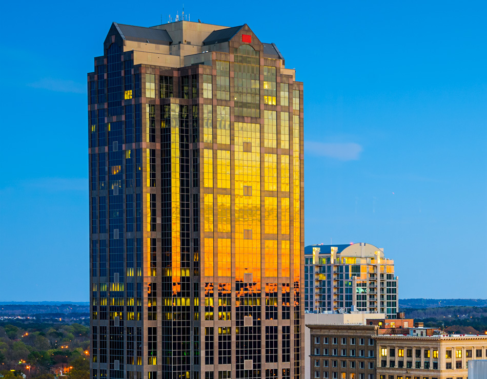 Capitol Center, Raleigh, NC is managed by NAS commercial real estate management