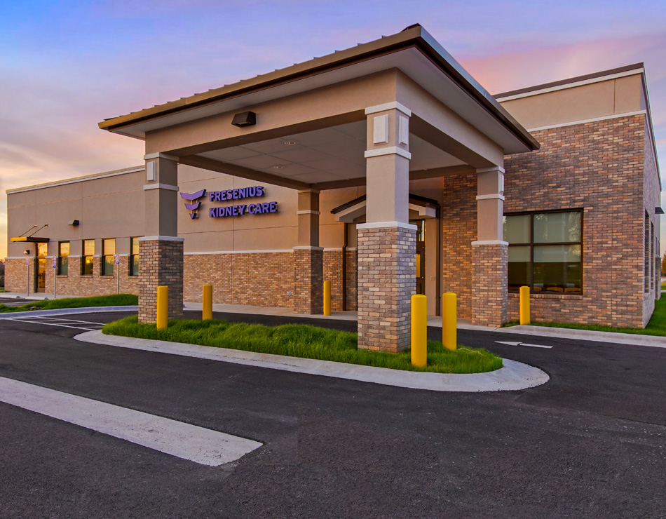 Fresenius Kidney Care Bolivar is a dialysis clinic located in Bolivar, Missouri.