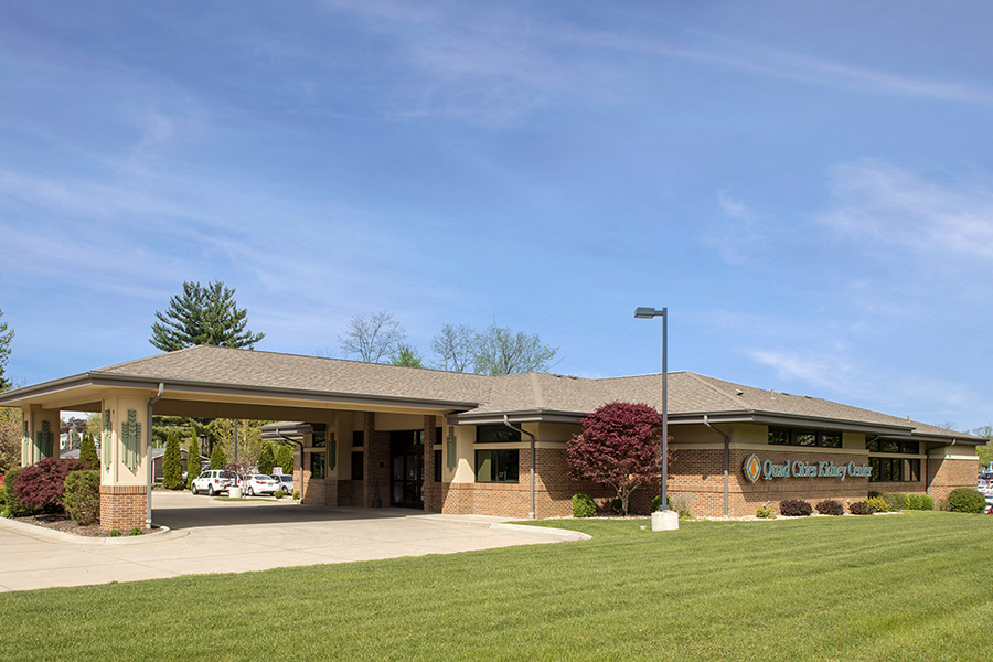 Fresenius Medical Office Rock Island is a 6,050 sq. ft. building leased to Fresenius Medical Care and managed by National Asset Services.