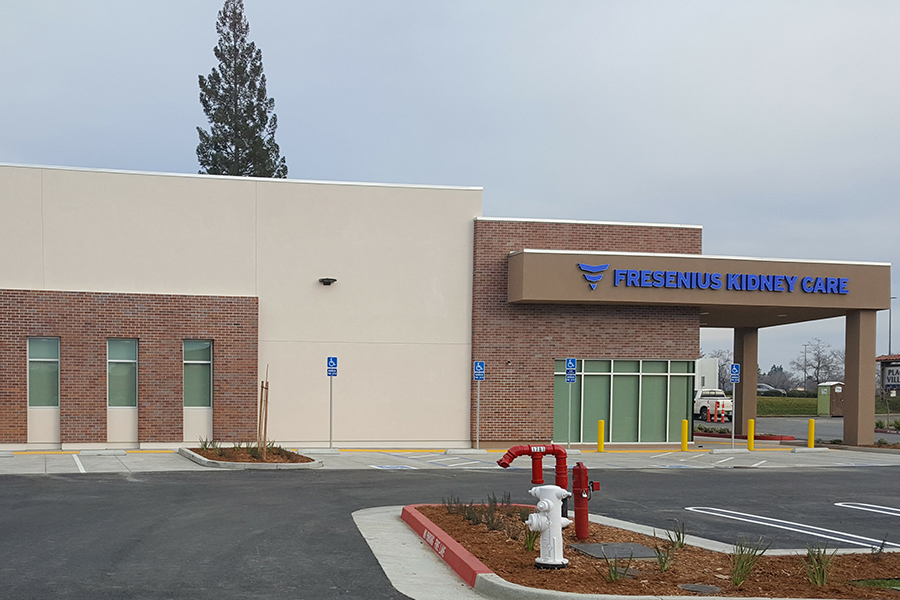 Fresenius Medical Office Roseville is a dialysis clinic located in Roseville, California.