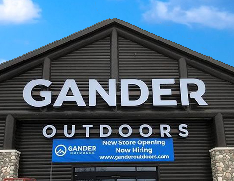 Gander Outdoors Building Leased by NAS Commercial Real Estate Management Company in just three months