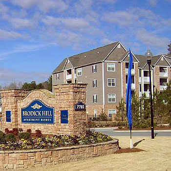National Asset Services developed a loan maturity solution for Brodick Hills Apartments